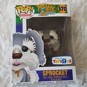 Funko Fraggle Rock 35 Years #570 Sprocket